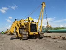 72h sideboom pipelayer